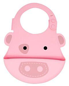 Marcus & Marcus | Baby Bib | Pokey (Piglet) - 10% OFF!!