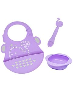 Marcus & Marcus | Baby Feeding Set | Willo (Whale) - 10% OFF!!