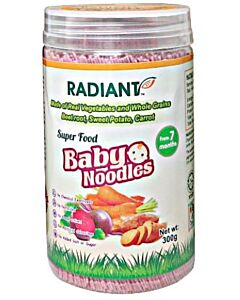 Radiant Super Food: Baby Noodles 300g (7+ Months) - 16% OFF!!