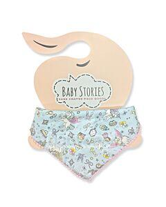 Baby Stories: Mini Pom Pom - Blue Unicorn - 10% OFF!