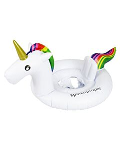 Pink N' Proper: The Inflatable Baby Unicorn Float - 20% OFF!