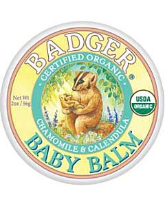Badger: Baby Balm 0.75oz (USDA Certified Organic) - 10% OFF!!