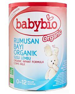 Babybio / Babynat Organic Infant Formula 0 - 12 months (900g)