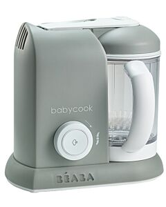 Beaba: Babycook® Solo - Cloud / Grey
