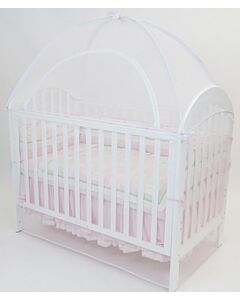 Babyhood Cot Canopy Net - Large