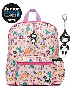 Babymel: Zip & Zoe Kid's Backpack Age 3+ Llama -20% OFF!!