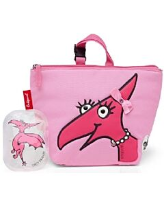 BabyMel LunchBag + Ice Pack (Daisy Dino Face) - 15% OFF!!
