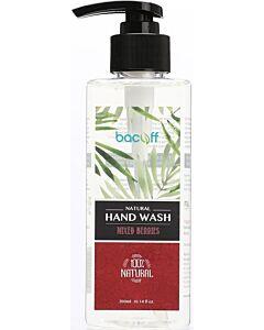Bacoff: Hand Wash 300ml - 21% OFF!!