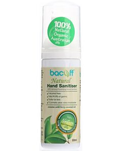 Bacoff: Hand Sanitiser - 10% OFF!!