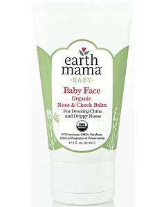 Earth Mama Angel Baby: Organic Baby Face, Nose & Cheek Balm 60ml - 10% OFF!!