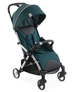 CHICCO Goody Plus AutoFold Compact Stroller - Balsam (FREE Rain Cover) - 35% OFF!!