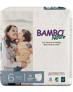 Bambo Nature Dream XL Pants | 18 Pieces - Size 6 (18+ kg) - 15% OFF!!