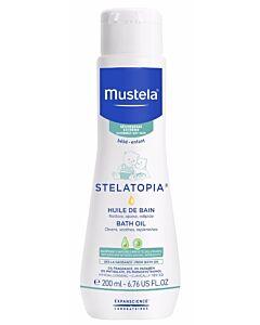 Mustela: STELATOPIA® Milky Bath Oil 200ml - 28% OFF!!