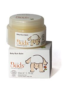 Buds Cherished Organics: Baby Bum Balm 50ml - 15% OFF!