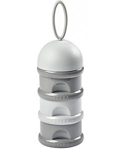 Beaba: Stacked Formula Milk Container (Grey) - 29% OFF!!