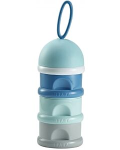 Beaba: Stacked Formula Milk Container (Blue) - 20% OFF!!