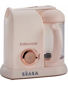 Beaba: Babycook Solo - Rose Gold Pink (Limited Edition) - 36% OFF!!
