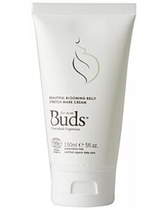 Buds Cherished Organics: Beautiful Blooming Belly Stretch Mark Cream 150ml - 15% OFF!!