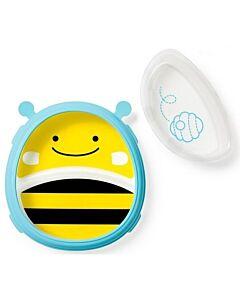 Skip Hop: Zoo Smart Serve Plate & Bowl - Bee - 20% OFF!!
