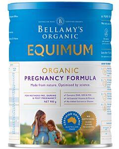 Bellamy's Organic Equimum Pregnancy Formula 900g