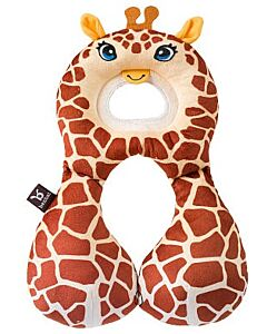 BenBat Savannah Travel Friends: Total Support Head & Neck rest - Giraffe (1-4 years old) - 25% OFF!!