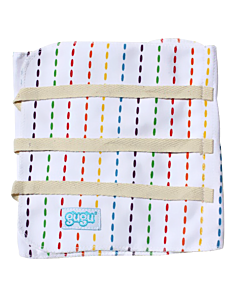 Gugu Premium Binder Strings – Colorful Dots