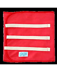 Gugu Premium Binder Strings – Red Plain