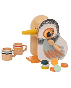 Manhattan Toy: Early Bird Espresso (3+ Years) - 20% OFF!!