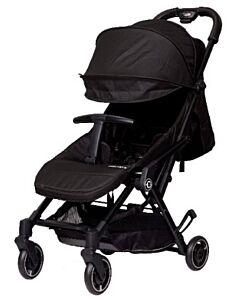 Tavo Basic Edge R Stroller - Premium Black - 31% OFF!!