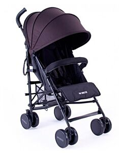 Baby Monsters | Fast Stroller (Birth to 15kg) - Black - 9% OFF!