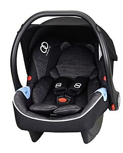 Koopers: Danza Infant Carrier - Black Strip - 40% OFF!