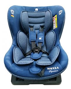 Meinkind: Monza Signature Convertible Car Seat - Blue