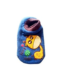 Baby Island Socks - Giraffe (6 - 12months) - 10% OFF!