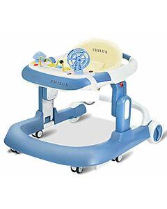 CHILUX Walk S Baby Walker (6-18 months) - Blue