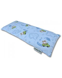 Bumble Bee: Bean Sprout Pacifying Pillow Case - Blue (Knit Fabric) - 10% OFF!!