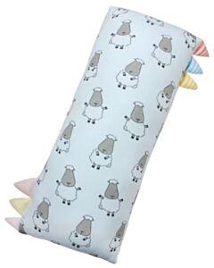 Baa Baa Sheepz: Bed-Time Buddy Big Sheepz Blue with Color & Stripe Tag (Jumbo) - 10% OFF!!