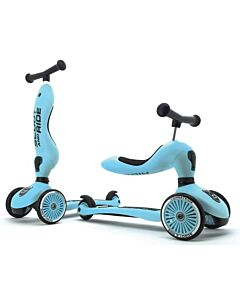 Scoot & Ride Highwaykick 1 | Blueberry - 20% OFF!!