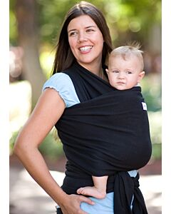 Boba - Baby Wrap (Black) - 20% OFF!!