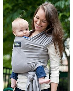 Boba - Baby Wrap (Gray) - 20% OFF!!
