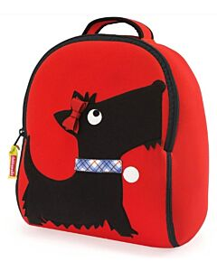Dabbawalla: Backpack - Bonnie Scottie - 15% OFF!!