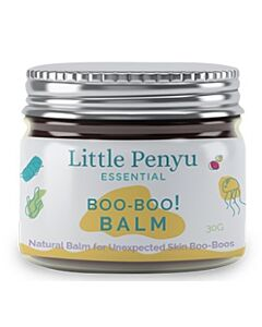Little Penyu Essential: Boo-Boo! Balm 30g - 10% OFF!!
