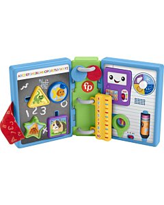 Fisher-Price: Laugh & Learn ® 123 Schoolbook (6-36 months) - 10% OFF!!