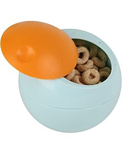 Boon Snack Ball - Snack Container in Orange/Blue - 30% OFF!!