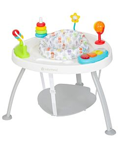 Baby Trend: 3-in-1 Bounce N' Play Activity Centre | Woodland Walk - 40% OFF!!