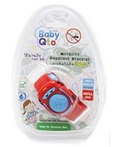 BabyQto: Mosquito Repellent Bracelet (Racing Car) - 25% OFF!!
