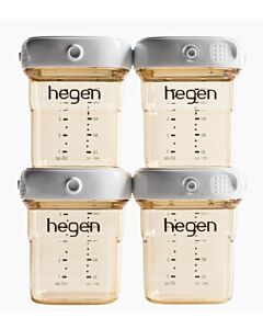 Hegen PCTO™ 4 x 150ml/5oz PPSU Breast Milk Storage *Best Buy*