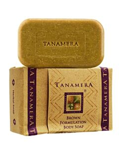 Tanamera Brown Formulation Body Soap 125g - 20% OFF!!