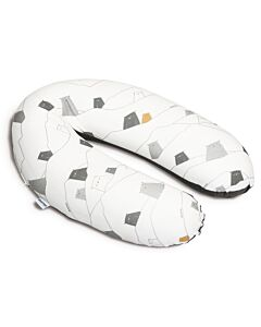 Doomoo Buddy Nursing Pillow: Bear Grey - 10% OFF!!