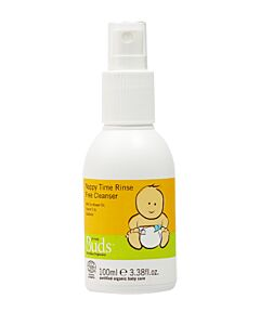 Buds Everyday Organics: Nappy Time Rinse Free Cleanser 100ml - 15% OFF!!