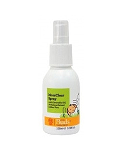 Buds Everyday Organics: Mozzie Clear Spray 100ml - 15% OFF!